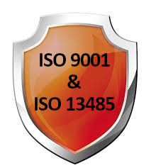 ISO 9001:2015 and ISO 13485 Internal Auditor