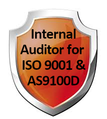 ISO 9001:2015 Internal Auditor (with AS9100D)